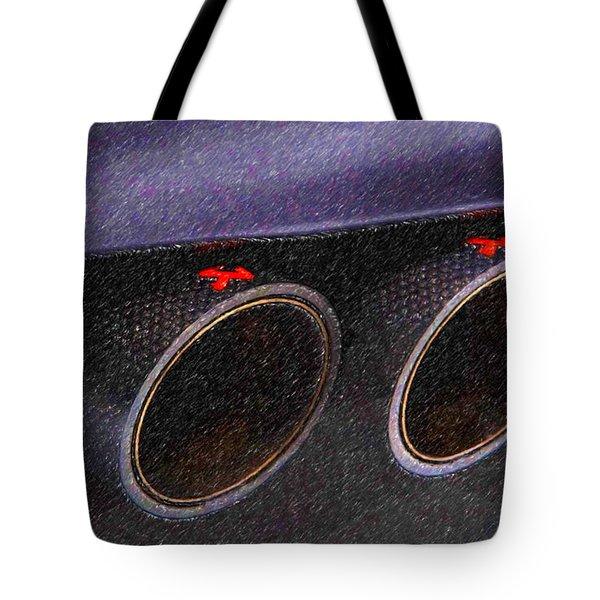 Bmw 12 Tote Bag