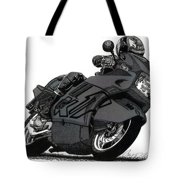 Bmw K1 Tote Bag