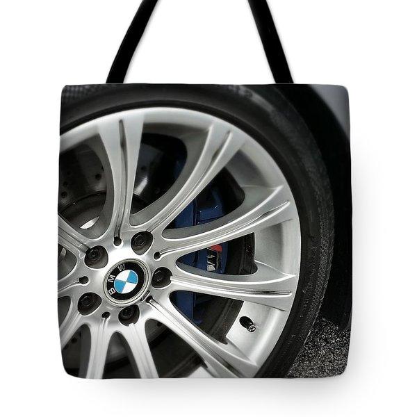 B M W M5 Tote Bag