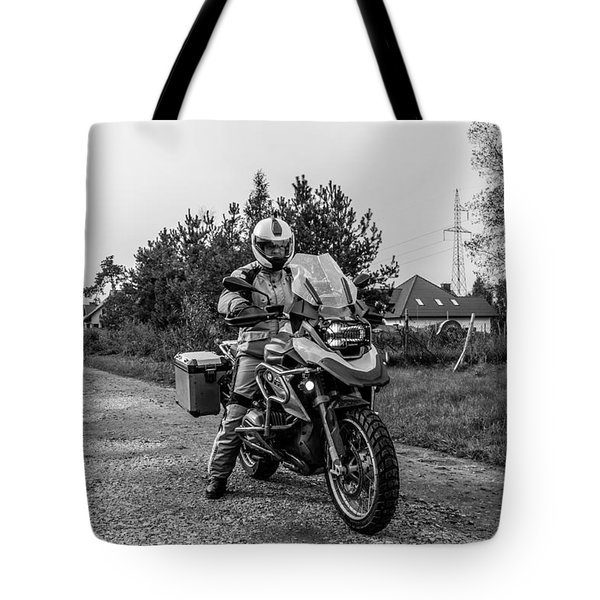 Bmw R 1200 Gs Tote Bag