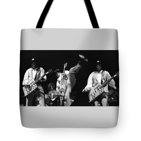 Bo Diddley 3 Tote Bag