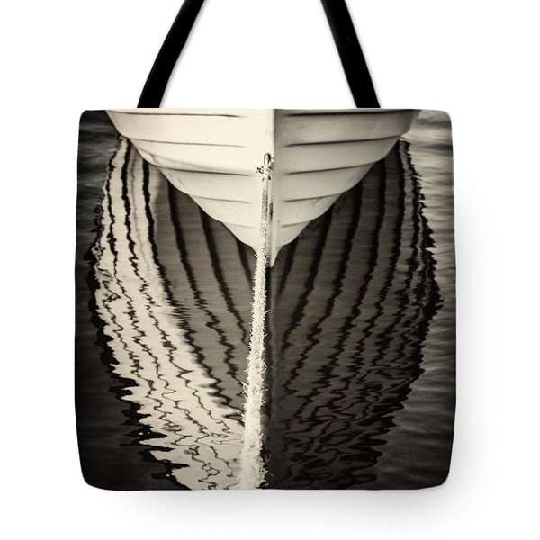 Boat Mirrored Tote Bag
