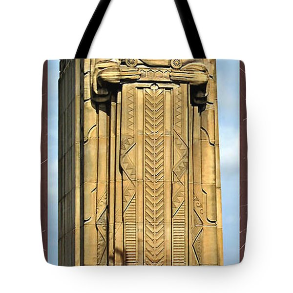 Bob Hope Memorial Bridge Tote Bag