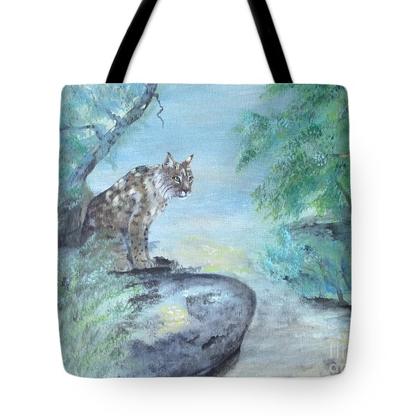 Bob  Tote Bag by Laurianna Taylor