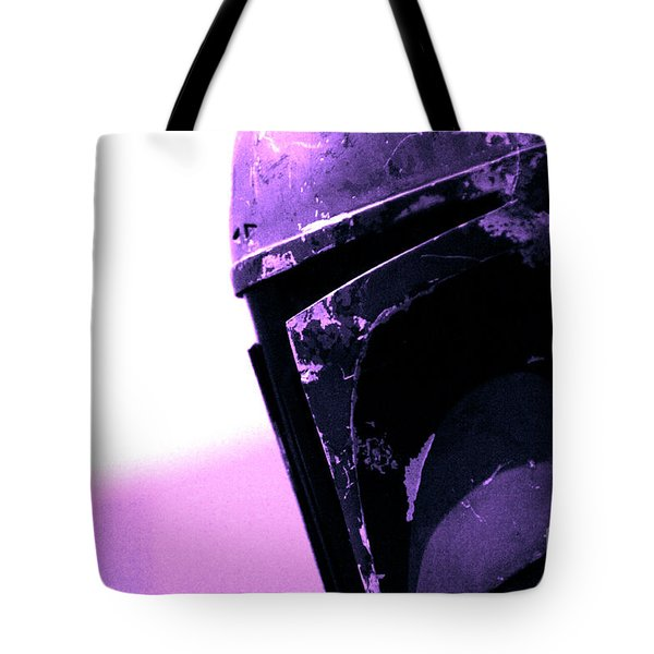 Boba Fett 23 Tote Bag by Micah May