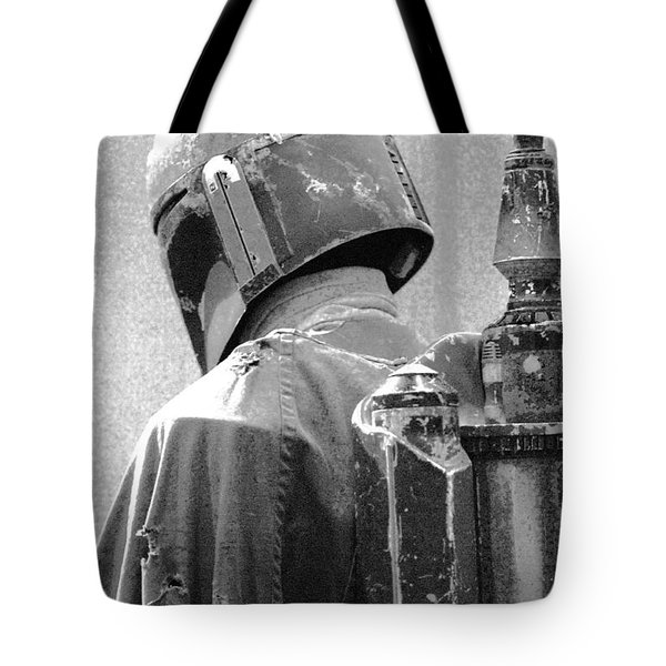 Boba Fett Costume 3 Tote Bag