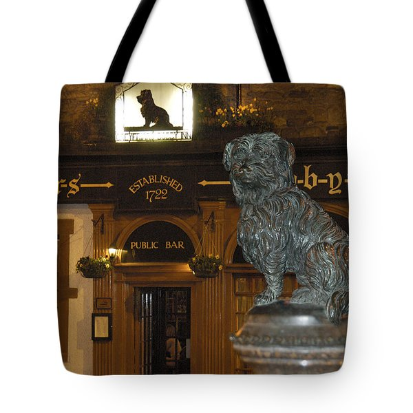 Bobby Tote Bag by Mike McGlothlen