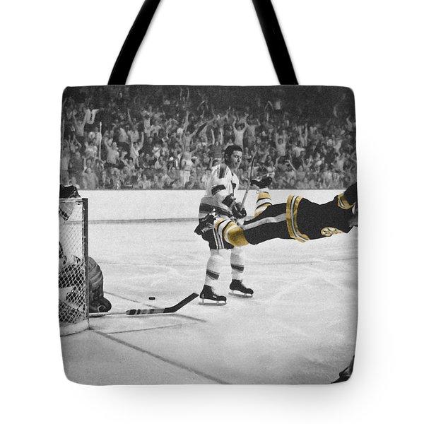 Bobby Orr 2 Tote Bag