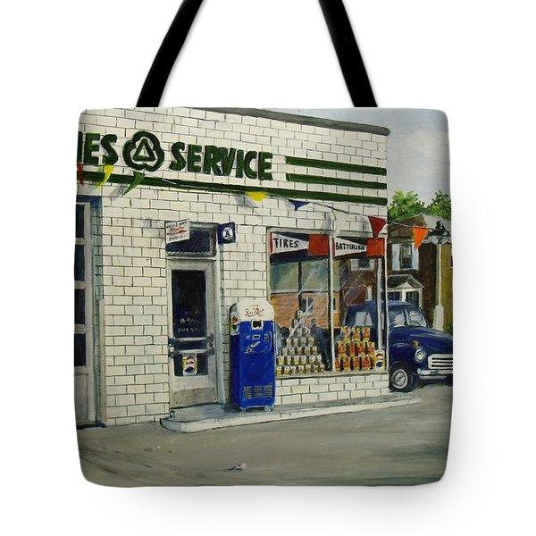 Bob's Tote Bag