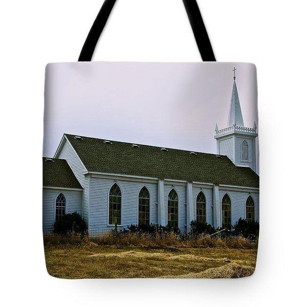 Bodega Church Tote Bag
