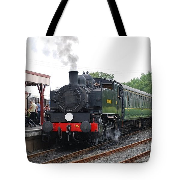 Bodiam Station Tote Bag