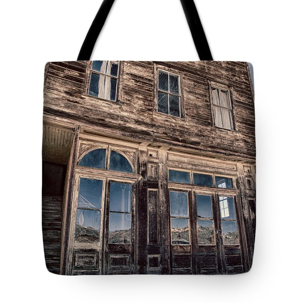 Bodie Tote Bag by Cat Connor