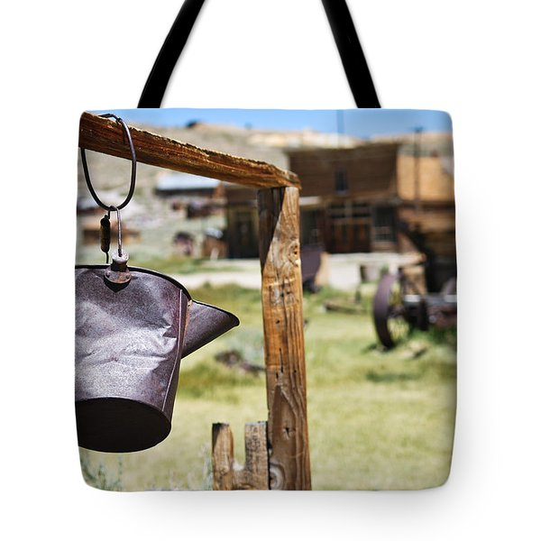 Bodie Ghost Town 2 - Old West Tote Bag