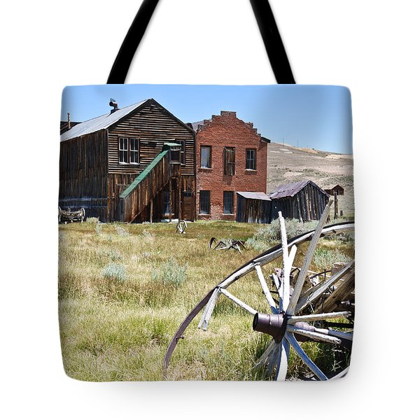 Bodie Ghost Town 3 - Old West Tote Bag