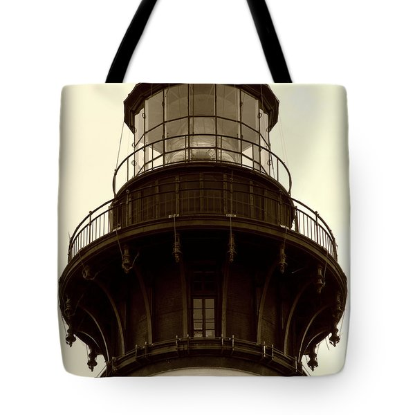 Tote Bag featuring the photograph Bodie Island Light Iv by Kelly Nowak