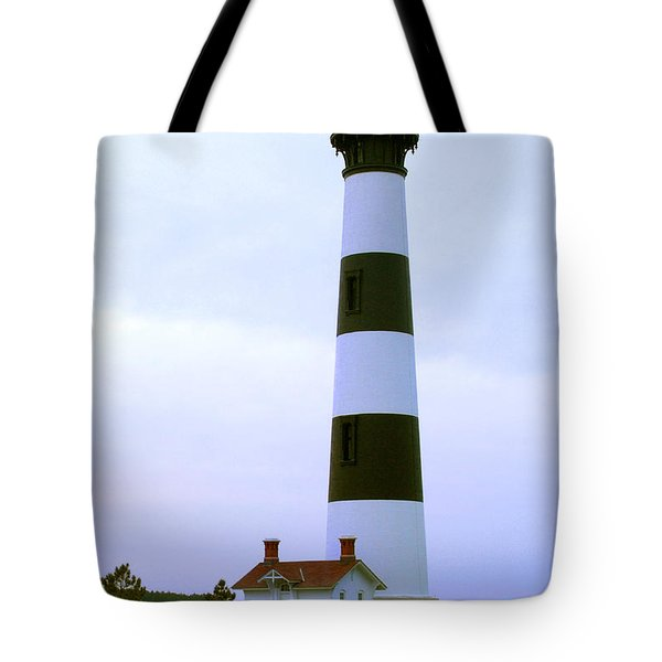 Bodie Light 4 Tote Bag by Mike McGlothlen
