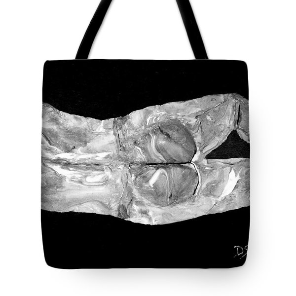 Body At Rest Tote Bag