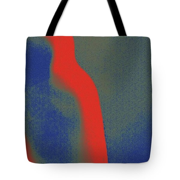 Body Waves 6 Tote Bag by Piety Dsilva