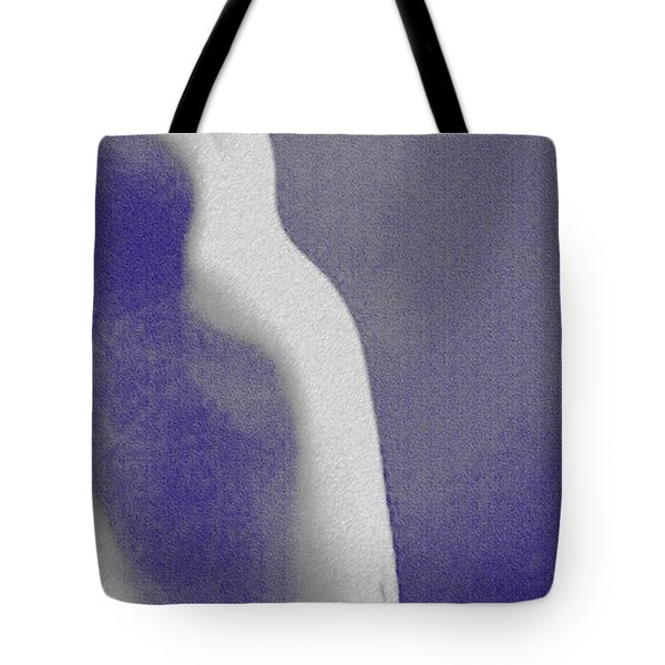 Body Waves 7 Tote Bag by Piety Dsilva