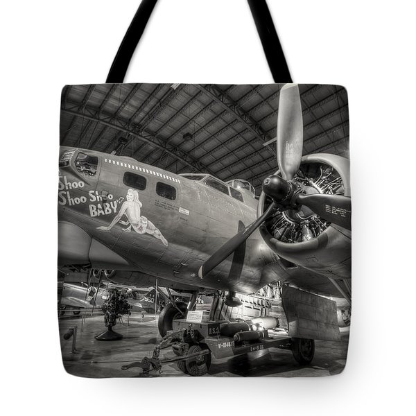 Boeing B-17 Bomber Tote Bag
