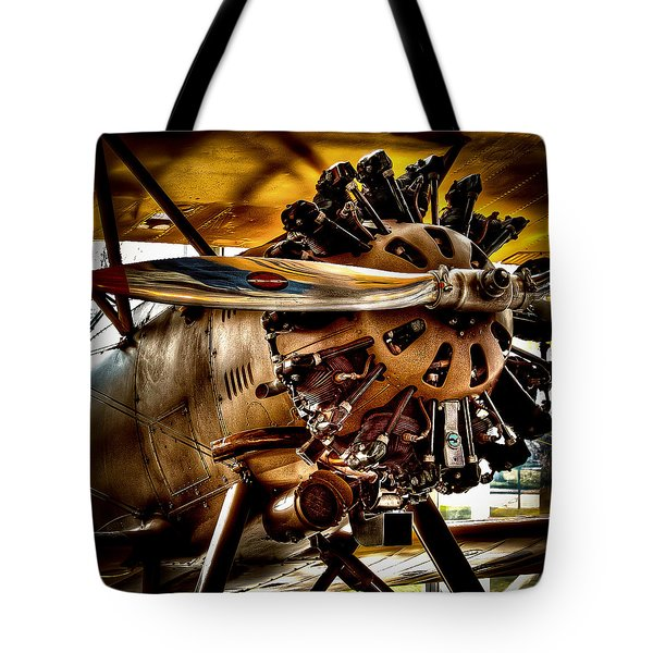 Boeing Model 100 Tote Bag by David Patterson