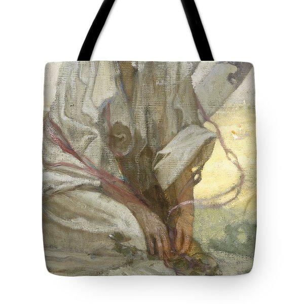 Bohemian Sun Dreamer Tote Bag by Alphonse Marie Mucha