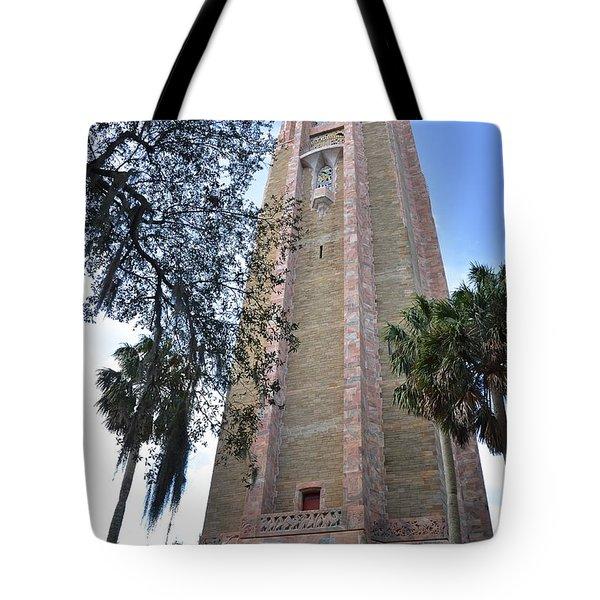 Bok Singing Tower Tote Bag by Carol  Bradley