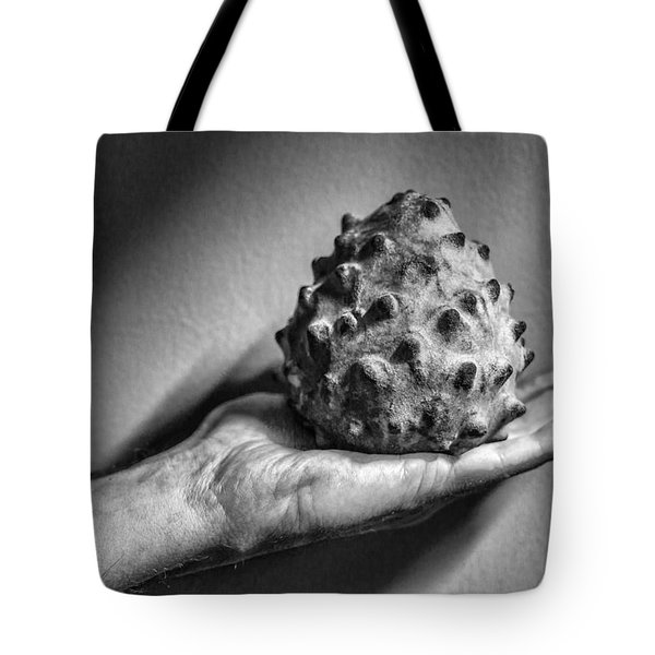 Bolivian Chirimoya Tote Bag by For Ninety One Days
