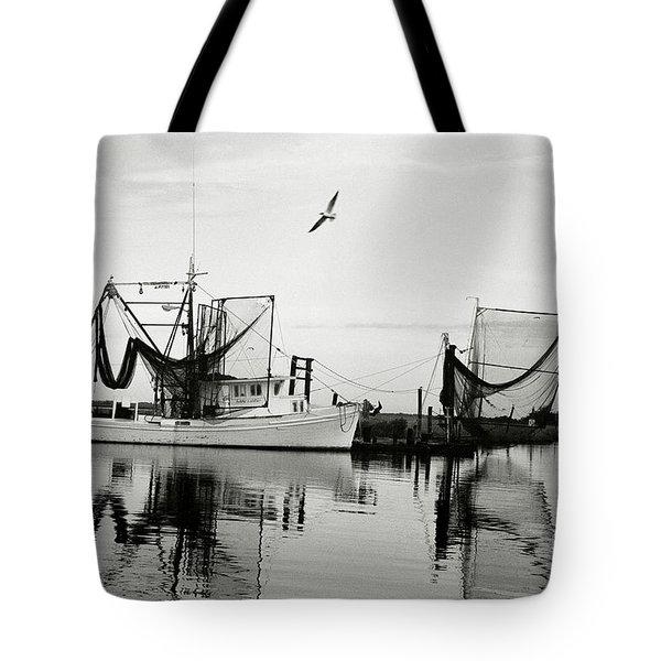 Bon Temps Tote Bag by Scott Pellegrin
