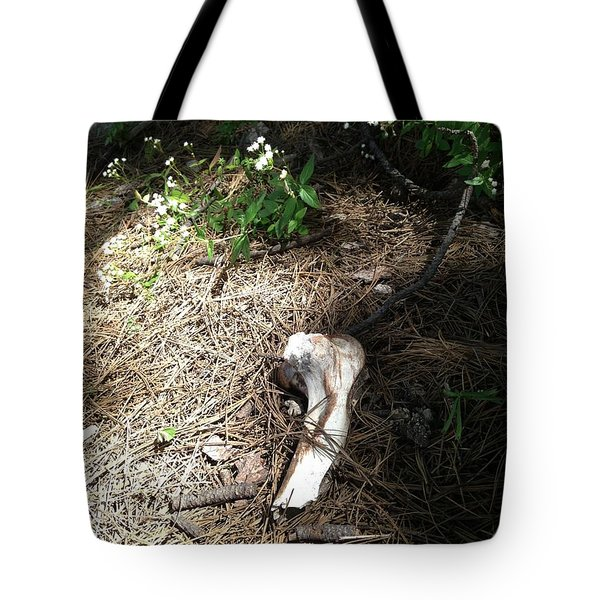Bone Tote Bag