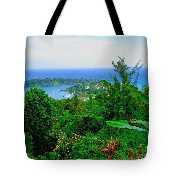 Bonnieview Tote Bag