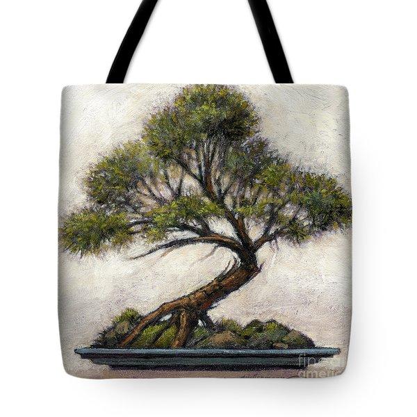 Bonsai Cedar Tote Bag