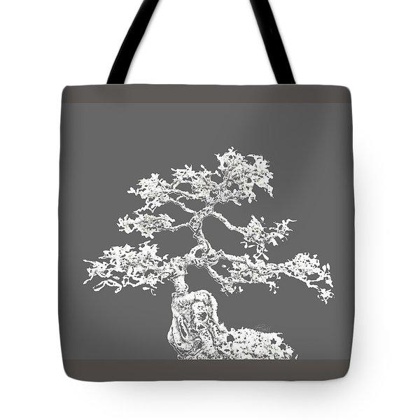 Bonsai II Tote Bag by Ann Powell