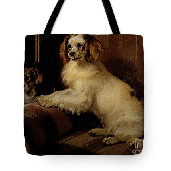 Bony And Var Tote Bag