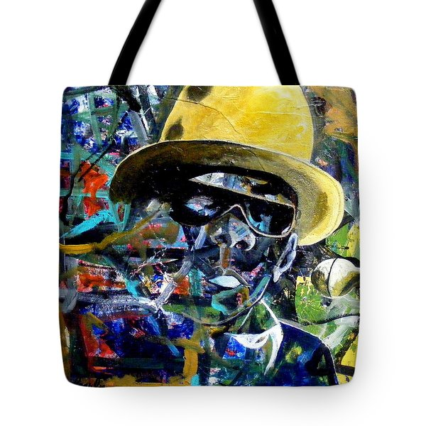 John Lee Tote Bag