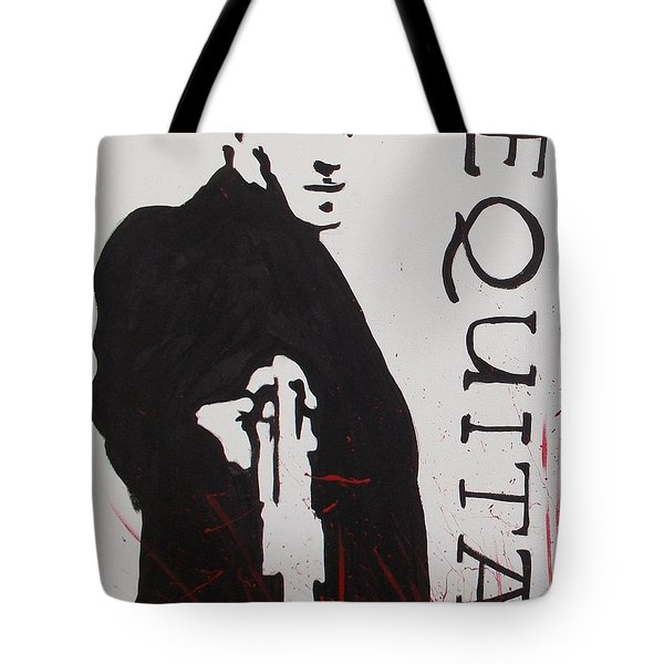 Boondock Saints Panel One Tote Bag