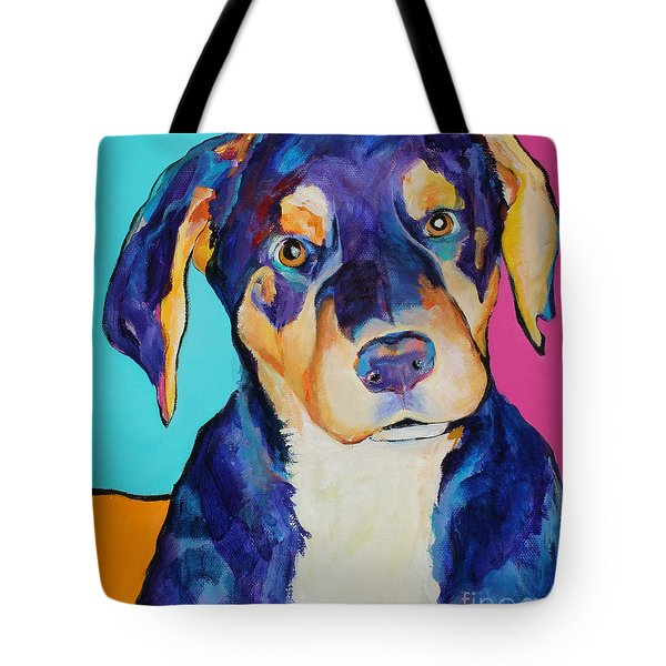 Boone Tote Bag by Pat Saunders-White