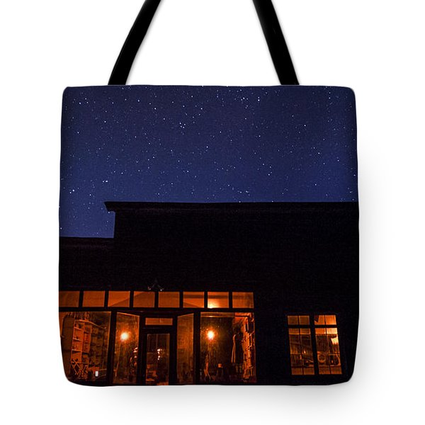 Boone Store And Warehouse Tote Bag