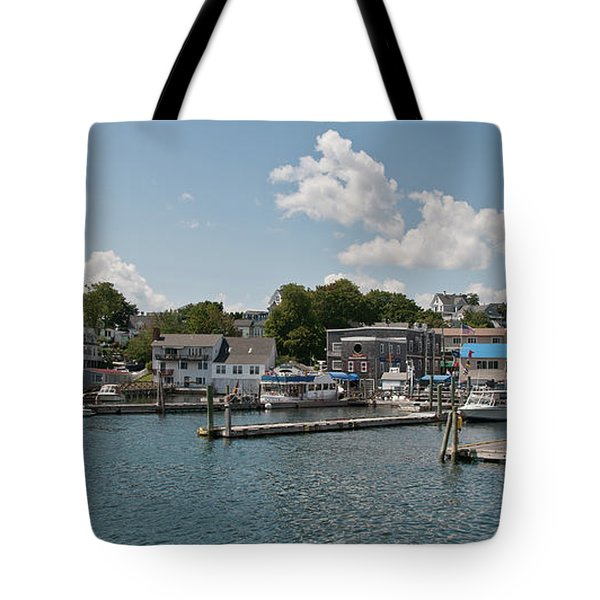 Boothbay Harbor 1242 Tote Bag