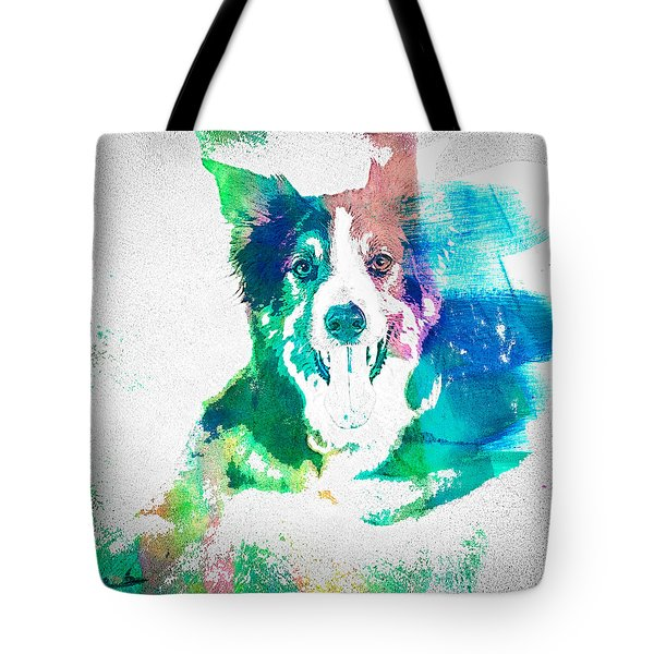 Border Collie - Wc Tote Bag
