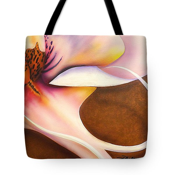 Bordering Defined Lines  Tote Bag