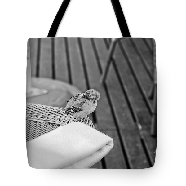 Boring Party Tote Bag