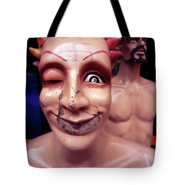 Born Slippy  Tote Bag by Richard Piper