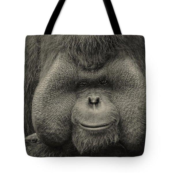 Bornean Orangutan II Tote Bag