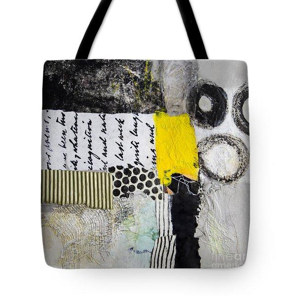 Boro Tote Bag by Elena Nosyreva