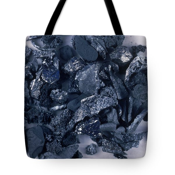Boron Tote Bag by Russell Lappa