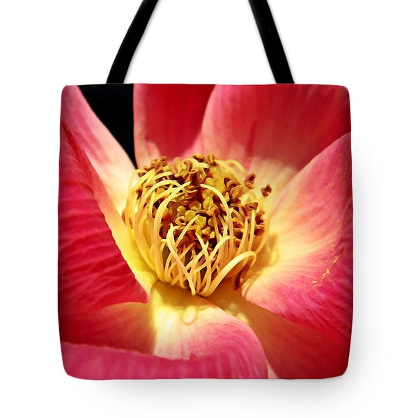 Borrowed Rose Tote Bag by Chris Berry