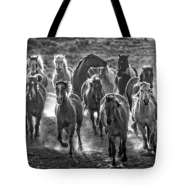 Boss Hoss Tote Bag