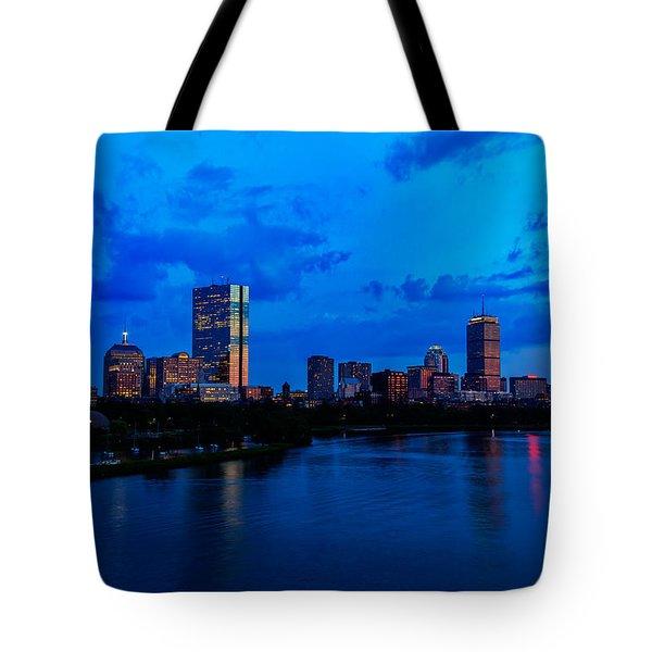 Boston Evening Tote Bag by Rick Berk