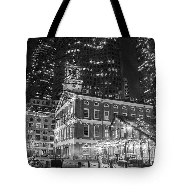 Boston Faneuil Hall  Tote Bag